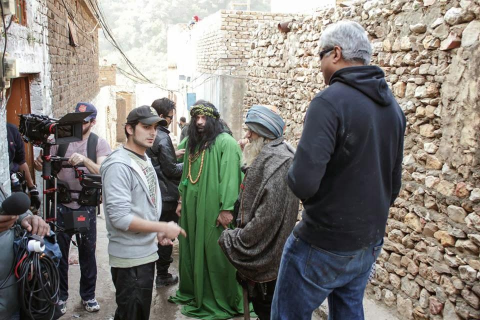 Pakistani Movie Waar Full Movie Watch Online - Behind The Scenes