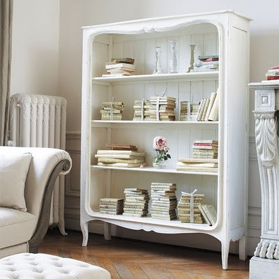 25 upcycled furniture ideas the cottage market - Vajilla shabby chic ...