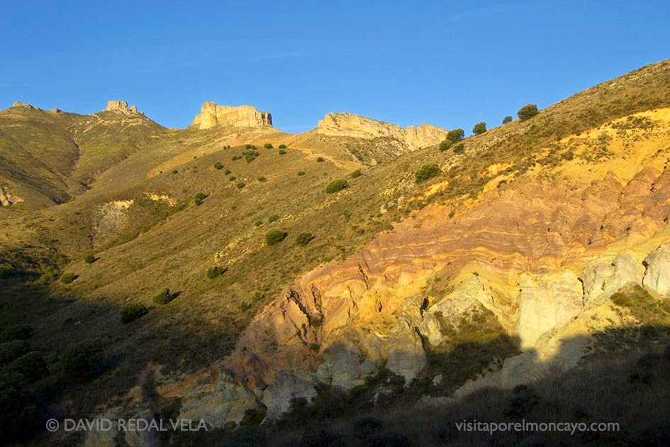 Peñas Herrera Moncayo senderismo trekking senderos aragón