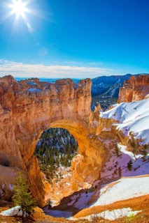 Bryce Canyon National Park (Best Honeymoon Destinations In USA) 2
