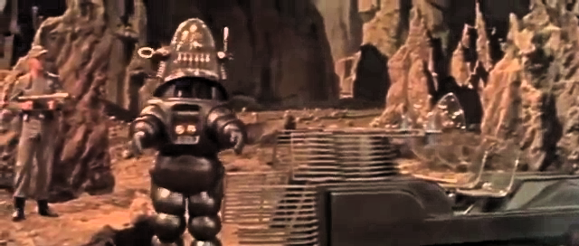The Forbidden Planet Horror Space Expedition Films