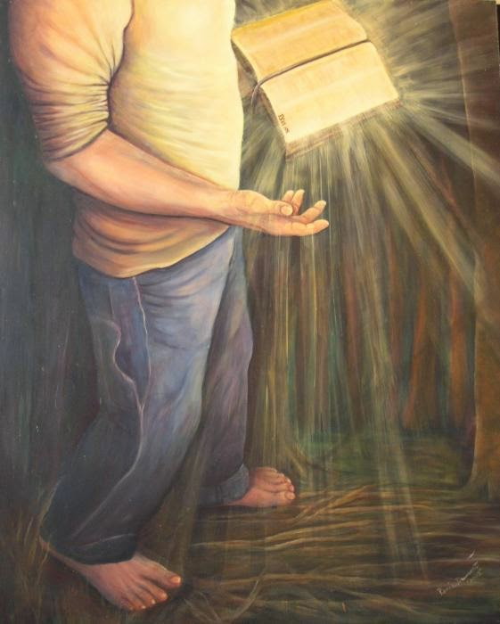 Guided by His Word