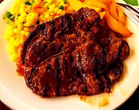 Serba Serbi Steak