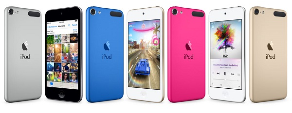 Apple's new iPod touch launched with A8 Chip, 8 megapixel iSight camera and Apple Music