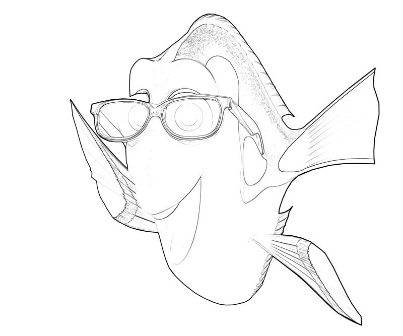 printable-dory-glasses-coloring-pages