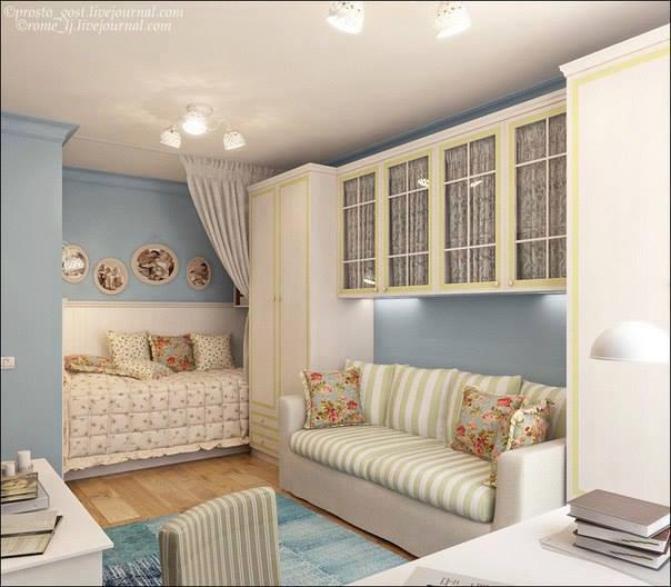 desain apartemen minimalis satu kamar kumpulan gambar