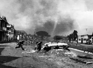 Sejarah Singkat Bandung Lautan Api