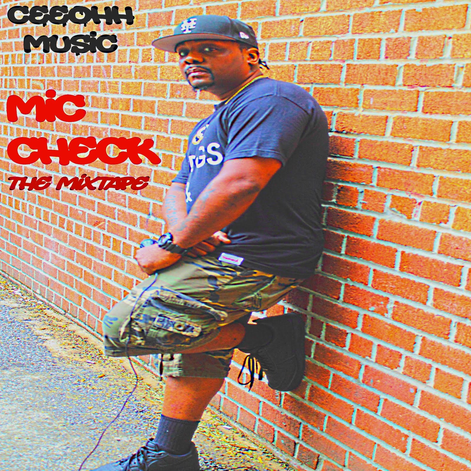 CEEOHH MUSIC | Mic Check: The Mixtape