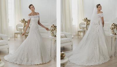 robes de mariée 2014