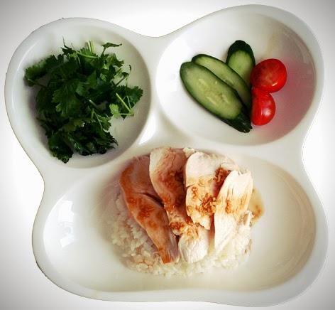 保育園のママ会にしぶちえシェフが出張エスニック料理:豊島区東長崎 カオマンガイ  鶏 ジンジャー