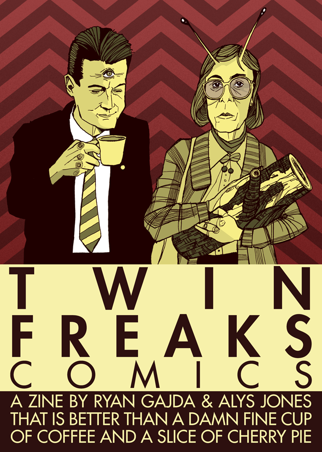 Kyle MachLachlan Twin Peaks Comic