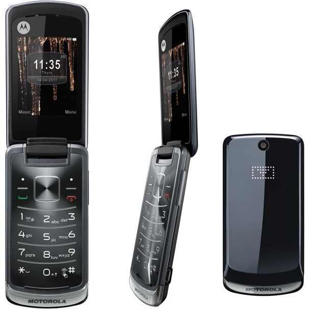 Motorola Gleam Seputar Dunia Ponsel Dan HP