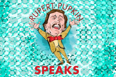 Rupert Pupkin Speaks