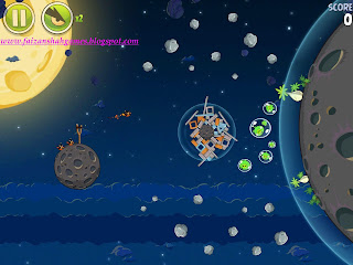 Angry birds space game online