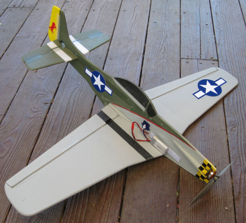 Foam+Profile+RC+Plane+Plans flight characteristics this plane can fly ...