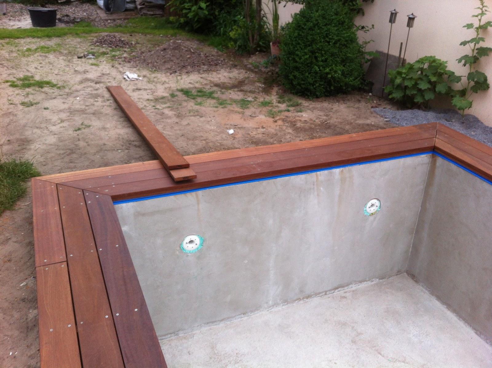 mypool33: poolumrandung fertiggestellt