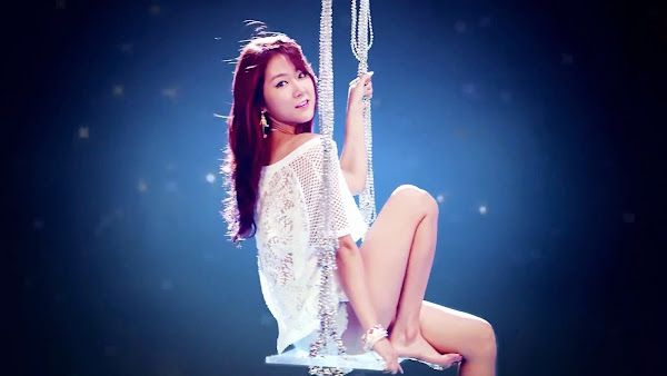 SISTAR Touch My Body Soyou