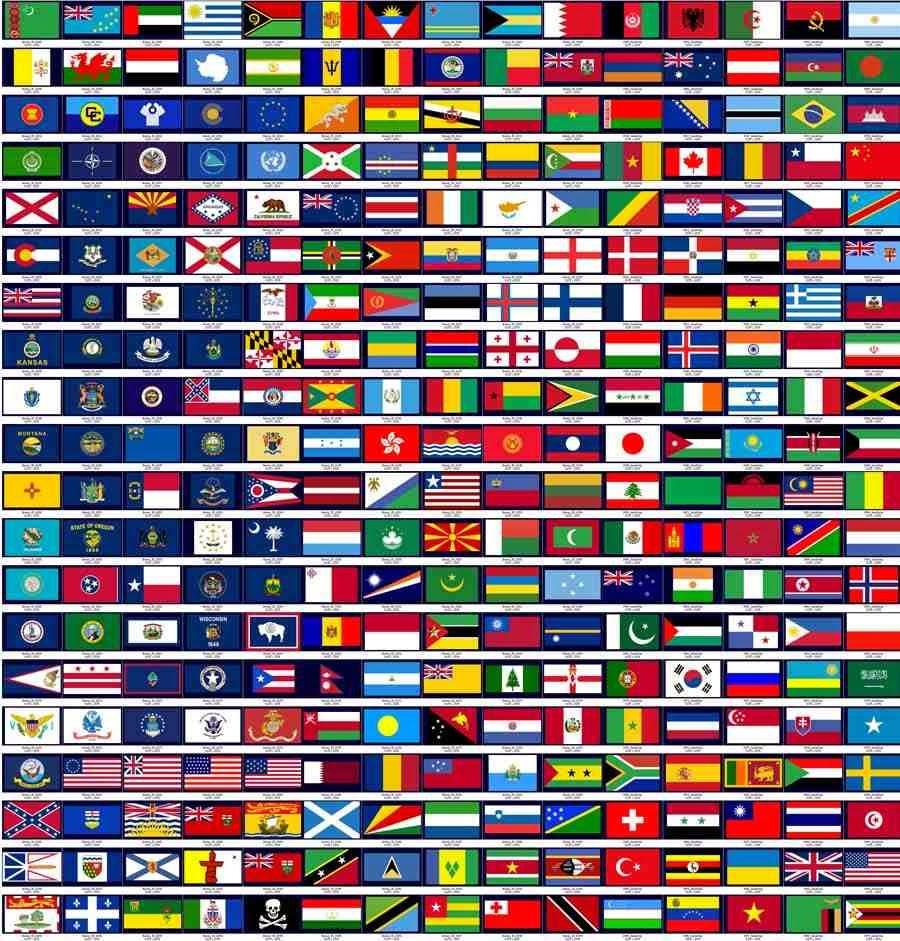 Visitors Around The World