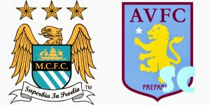 Prediksi Pertandingan Manchester City vs Aston Villa 8 Mei 2014