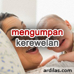 Mengumpan Anak Yang Rewel - Kebiasaan Buruk Orang Tua