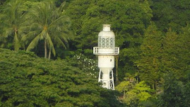 Phare de Fort Canning  rplique - (Singapour)