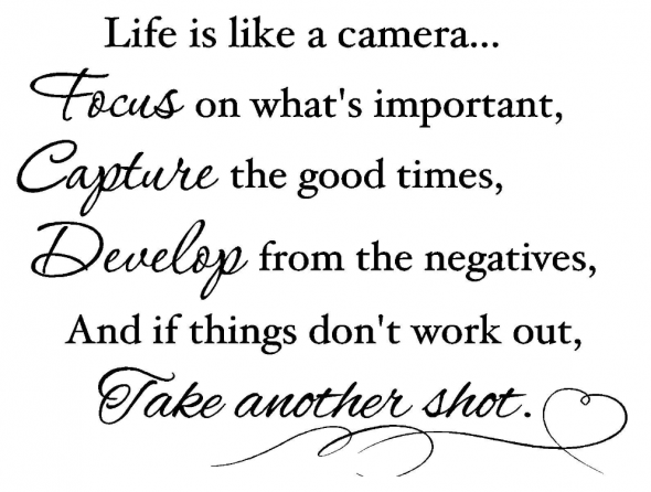 Philosophy of Life!