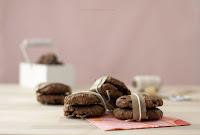 csokis-banános keksz