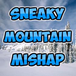 Juegos de Escape Sneaky Mountain Mishap