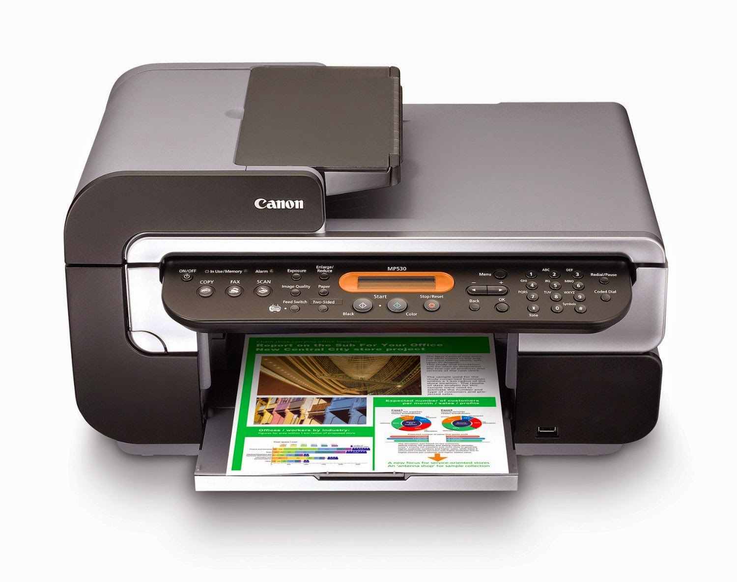 Canon Pixma Mp235 Printer Driver