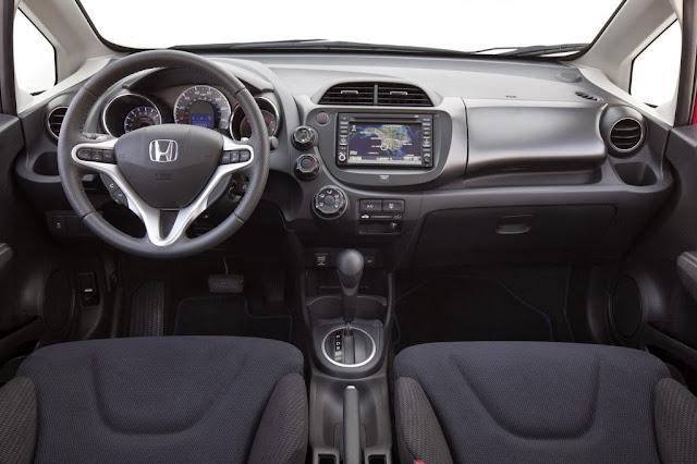 Honda Fit Sport Car Wallpaper