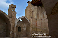 Magallon Moncayo Iglesia Santa María de la Huerta