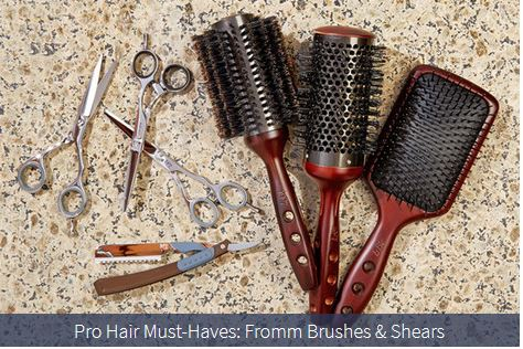 Pro Hair Must-Haves: From Brushes & Shears: Up to 60% off by Barbies Beauty Bits