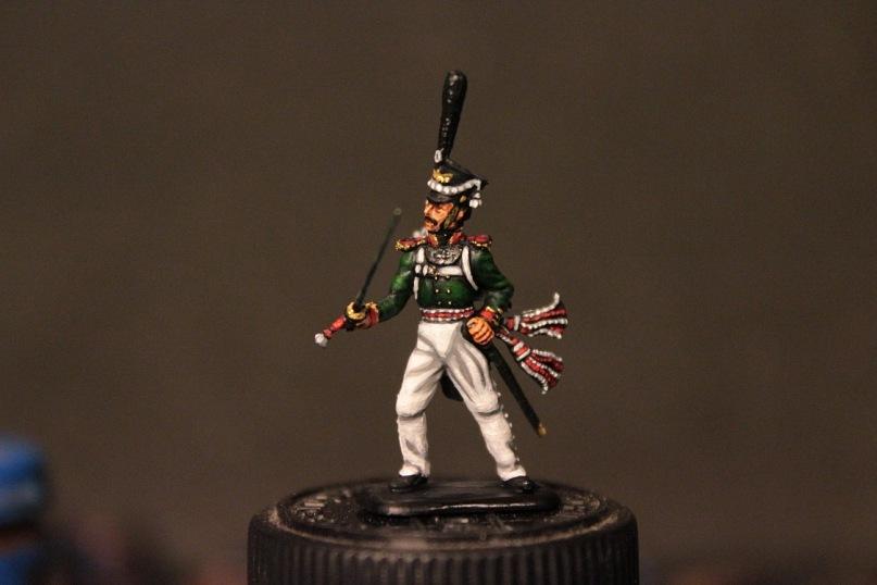 """Russian Grenadier """"Preobrazhensky Life Guard regiment""""Zvezda 1"""
