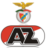 Benfica Lissabon - AZ Alkmaar