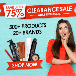 Clearance Sale | Up to 75% Off