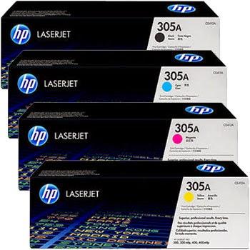 HP 305A Laserjet toner