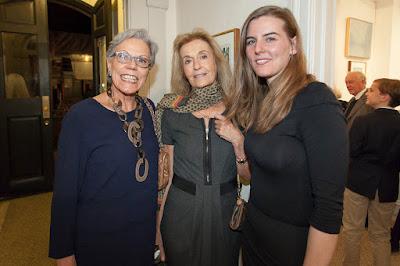 Christina Madden, Leonard Tourne Gallery, Isabelle Orlansky