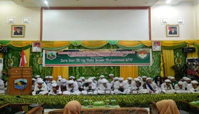 Pemkab Kotabaru Gelar Peringatan Isra Mi'raj