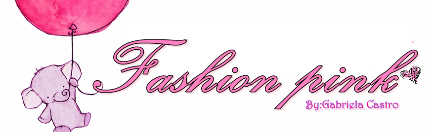 Fashion Pink - Com Gabriela Castro