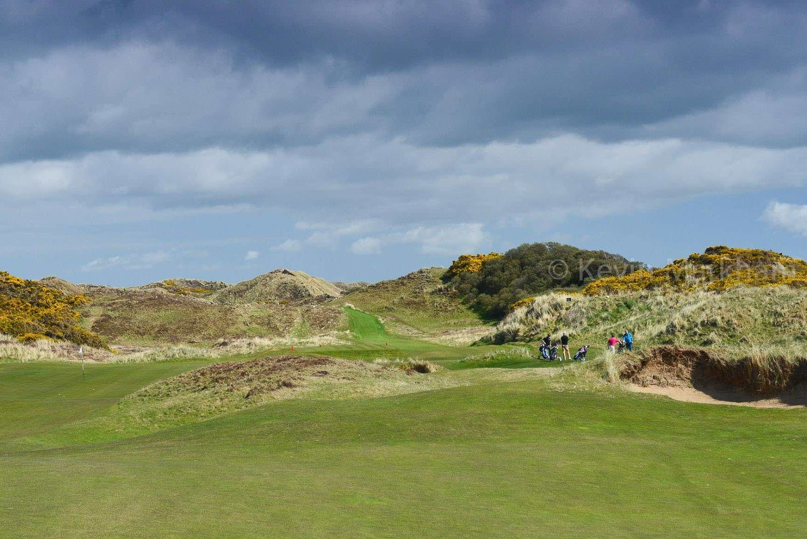 Hooked Ireland 39 S Golf Courses Royal County Down The