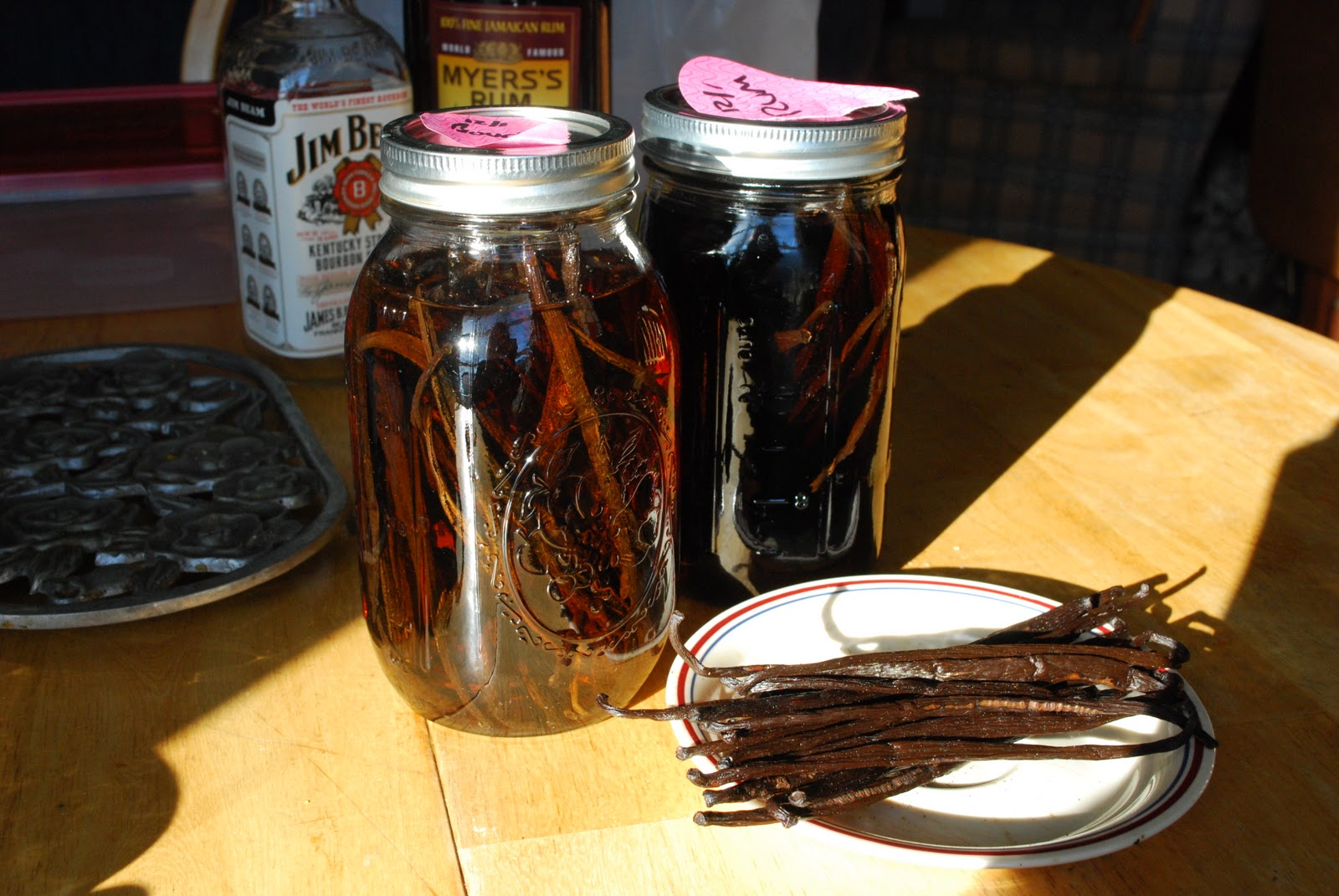 Real Food Outlaws: How To Make Vanilla Extract