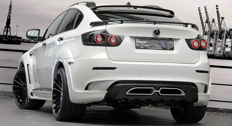 Oh No Look What They Dd To A Bmw X6m