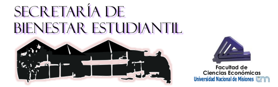Secretaría  de Bienestar  Estudiantil