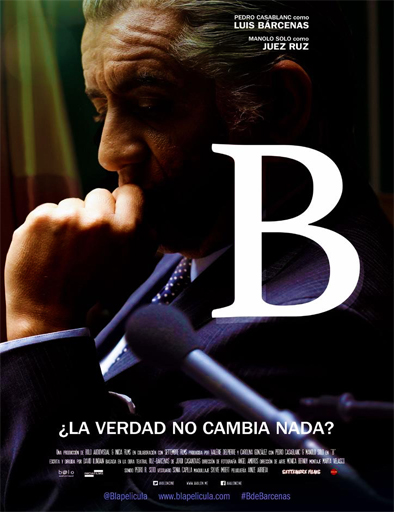 Ver B de Bárcenas (2015) Online