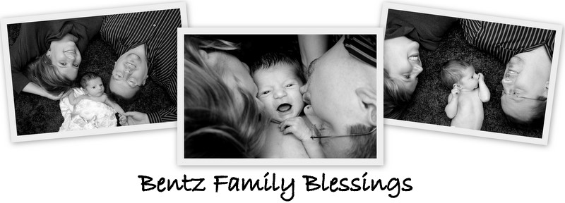 Bentz Family Blessings