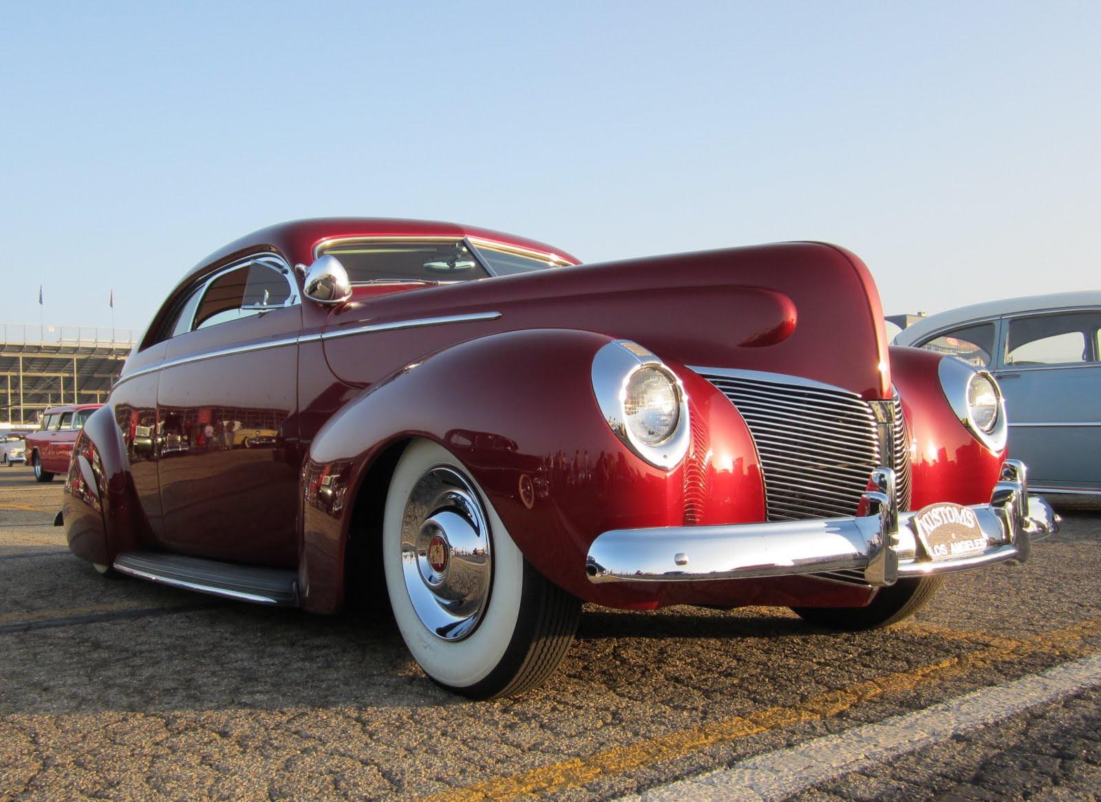 Covering Classic Cars : Pomona Swap Meet 8/14