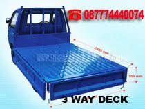 MITSUBISHI - T120 SS 3WAY WIDE DECK