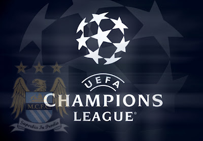 Manchester City Champions League 2012/2013