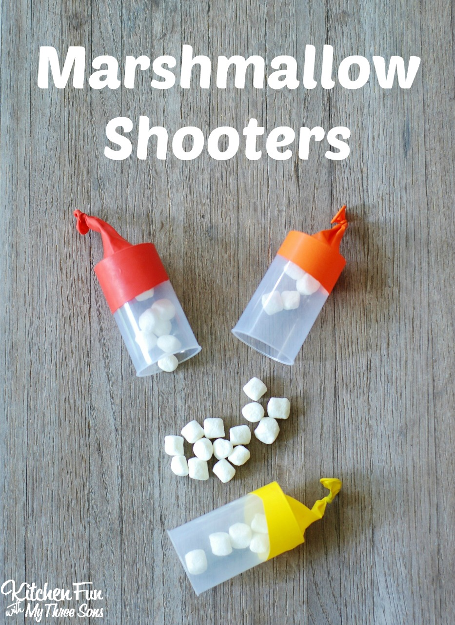 marshmallow shooters and smart school house crafts for kids review