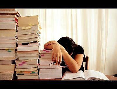sınav stresi